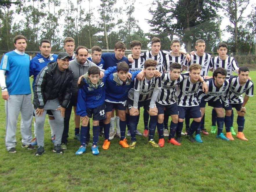 El equipo ganador de fútbol de los Juegos Nacionales Evita se va a China