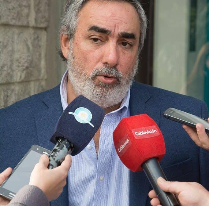 Inundaciones: Fernández instó a respetar los acuerdos regionales