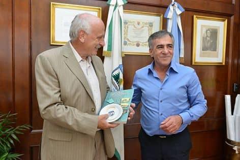 Se firmó un convenio con Malvinas Argentinas