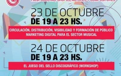 Continúa abierta la inscripción para la jornada de profesionalización de músicos