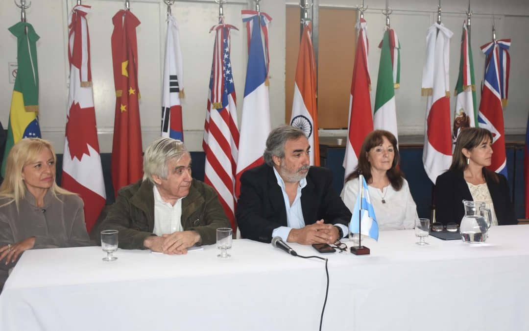 Se realizó la experiencia regional del G20