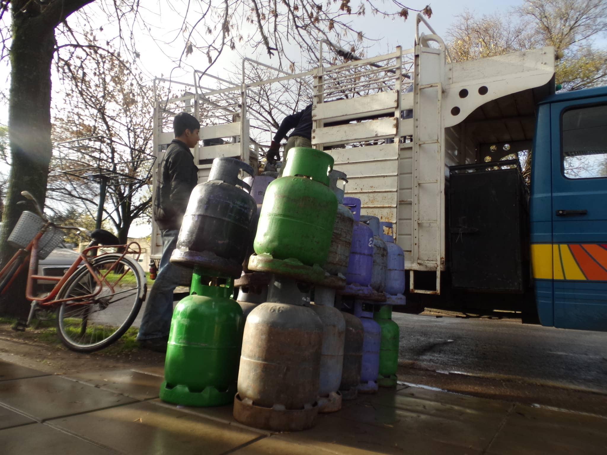 El Municipio entregó 1326 garrafas subsidiadas por el Programa Invierno