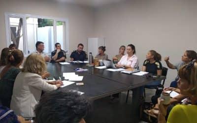 LA MESA LOCAL PARA PREVENIR LA VIOLENCIA DE GÉNERO SE REUNIÓ POR PRIMERA VEZ Y BUSCA APLICAR LA LEY MICAELA