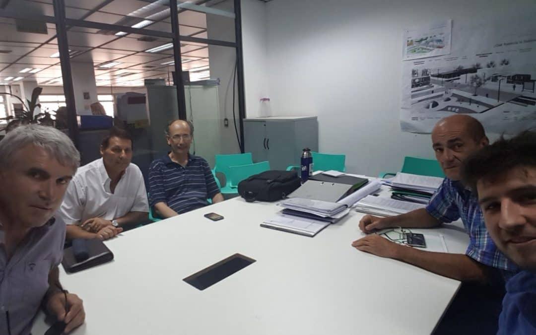 El Municipio le solicitó al CENARD financiamiento para realizar refacciones en el Polideportivo