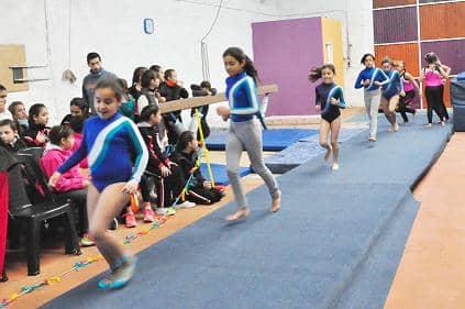Interregional de gimnasia artística