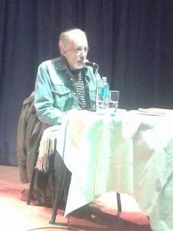 Grimberg ofreció una charla
