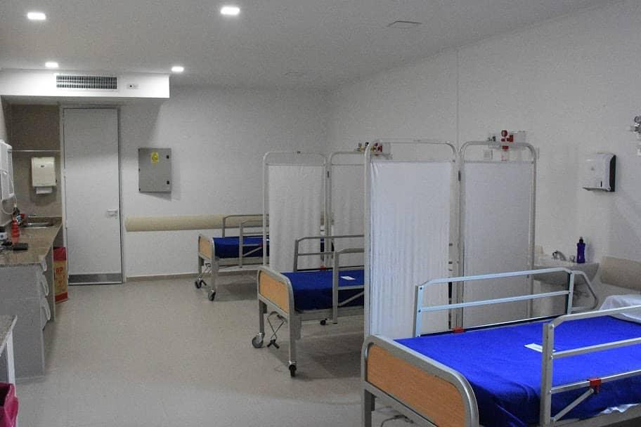 EMPEZÓ A FUNCIONAR HOY LA NUEVA GUARDIA DEL HOSPITAL MUNICIPAL QUE PERMITIRÁ MEJORAR LA ATENCIÓN ANTE LA EMERGENCIA DEL COVID 19