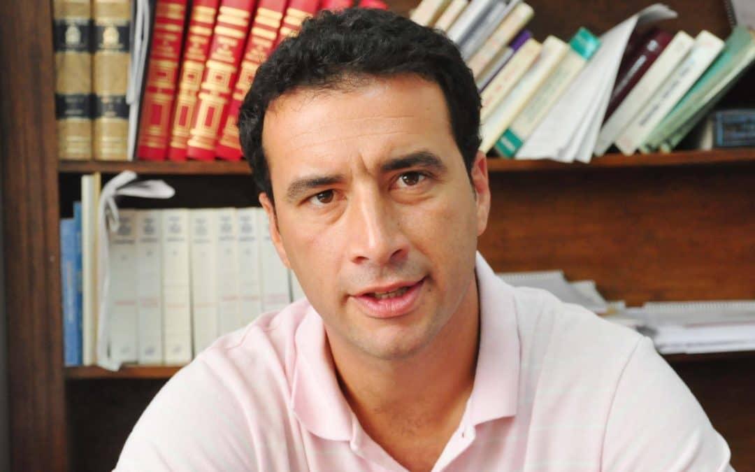 Marchabalo participó de una jornada de la Secretaría Legal y Técnica de la Provincia