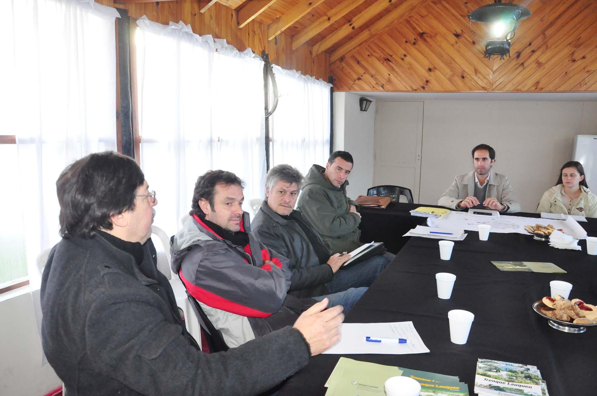 Se realizó un encuentro por el Programa de Lotes con servicios