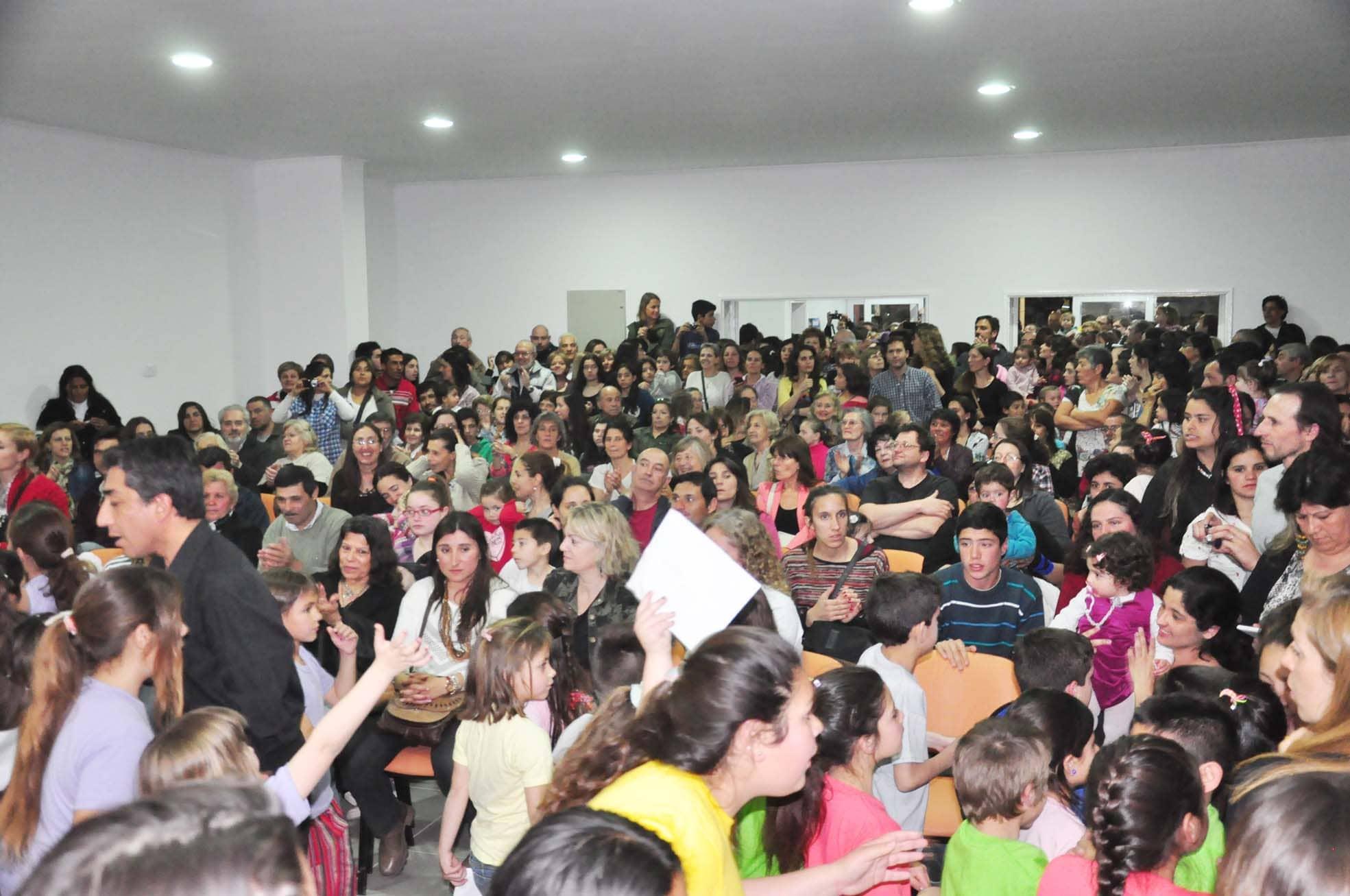 inauguración de la Escuela Municipal de Música - septiembre 2015 (30)