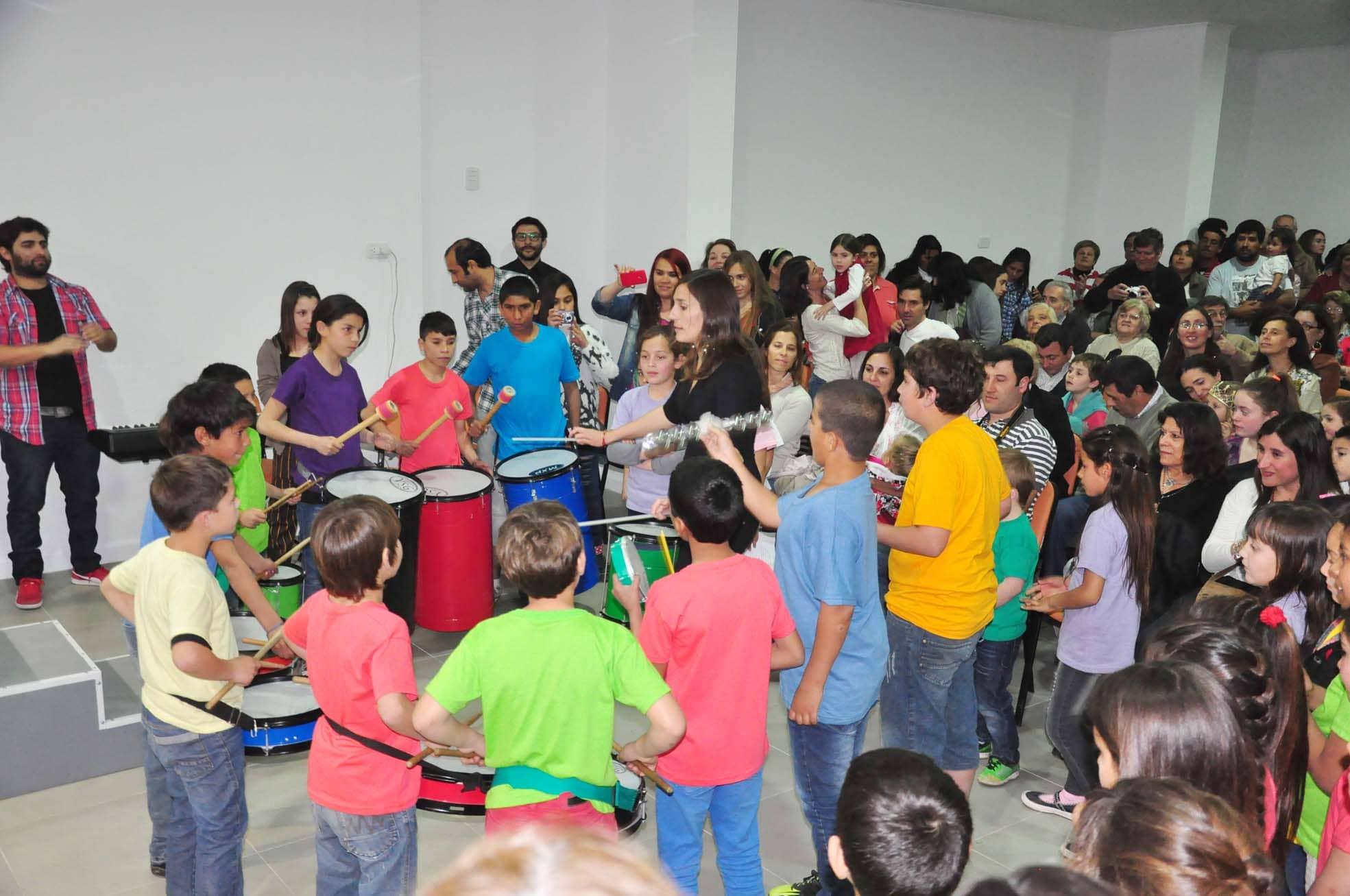 inauguración de la Escuela Municipal de Música - septiembre 2015 (32)
