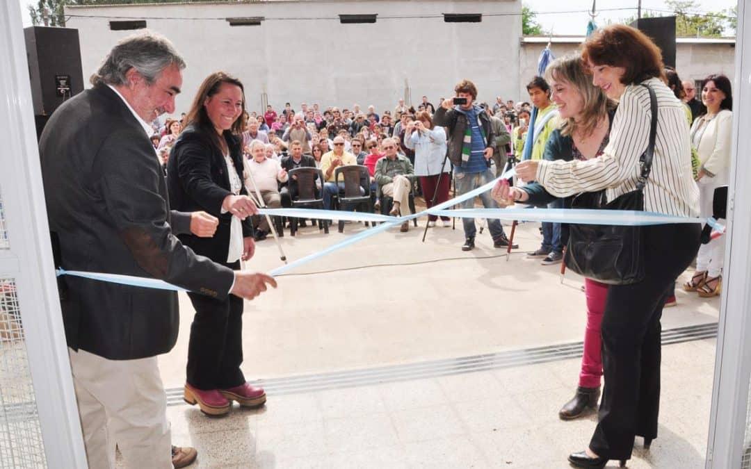 El Municipio inauguró hoy la Secundaria Nº 9