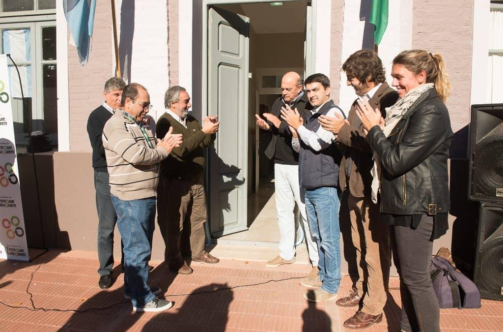Se inauguró hoy la oficina de cobro de Provincia Net en Beruti