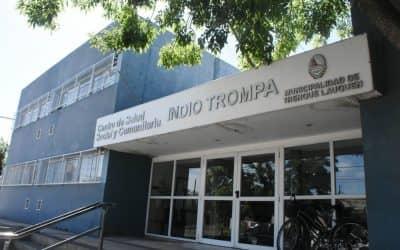 HOY (VIERNES) TERMINA LA ENTREGA A DOMICILIO DE LOS BOLSONES DE MERCADERÍA MENSUALES A LOS BENEFICIARIOS DEL CAPS INDIO TROMPA