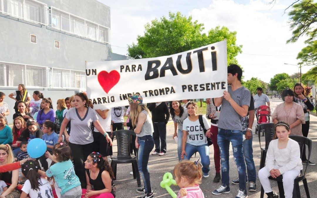 Masivo festejo por el Día de la Familia en el CAPS Indio Trompa
