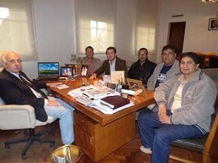 Feito con intendentes de San Luis