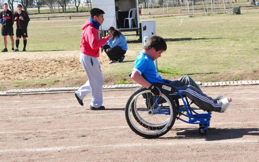 Juegos Bonaerenses: Se realizó ayer el interregional de atletismo especial