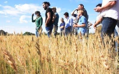 INTERCAMBIO DE EXPERIENCIAS EN LA PRIMERA JORNADA DE PRODUCTORES AGROECOLOGICOS
