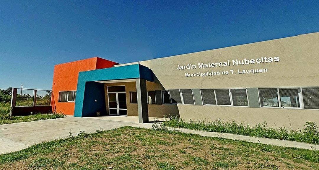 """El Municipio inaugura el nuevo edificio del Jardín Maternal """"Nubecitas"""""""