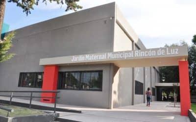 EL MUNICIPIO ANUNCIÓ LA EXIMICIÓN DEL PAGO DE. LA TASA DE EDUCACIÓN MUNICIPAL QUE INCLUYE A LOS JARDINES MATERNALES