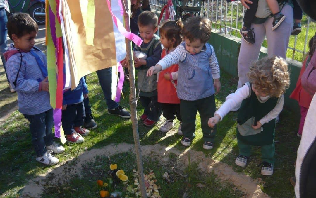 Los jardines maternales realizan actos de finalización del ciclo lectivo