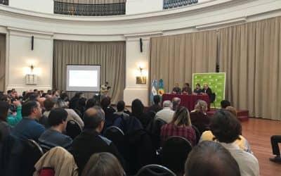 MOTREL PARTICIPA DE LA PRIMERA JORNADA SOBRE GESTIÓN INTEGRAL DE ENVASES VACÍOS DE AGROQUÍMICOS EN LA PLATA
