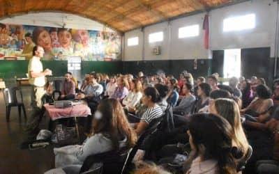 """SANIDAD Y JARDIN AGROECOLOGICO, TEMAS DEL SEGUNDO ENCUENTRO DE LAS """"JORNADAS DE HUERTA Y JARDINERÍA SUSTENTABLE 2018"""""""