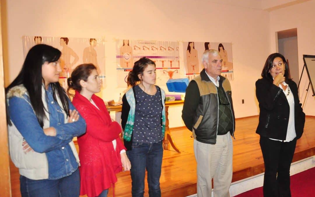 Se realizó ayer una Jornada de formación en Salud Sexual y Reproductiva