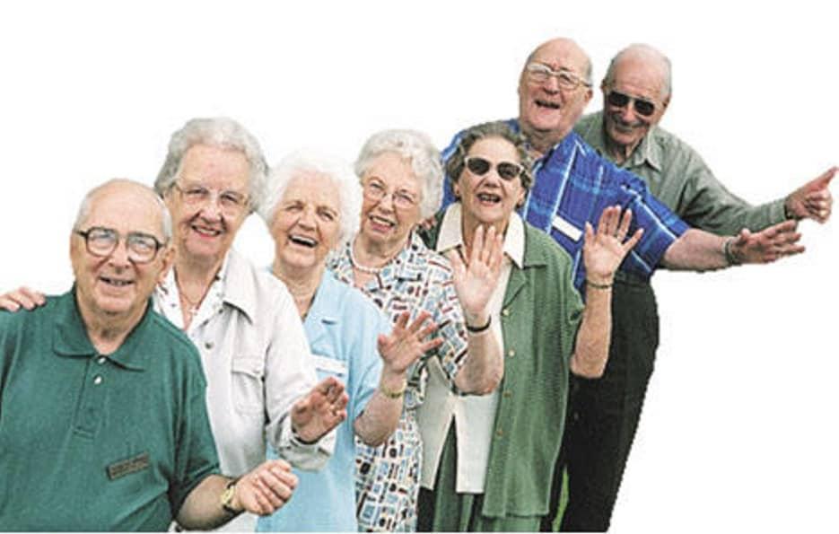 Actividades por el Día de la Primavera y del Jubilado