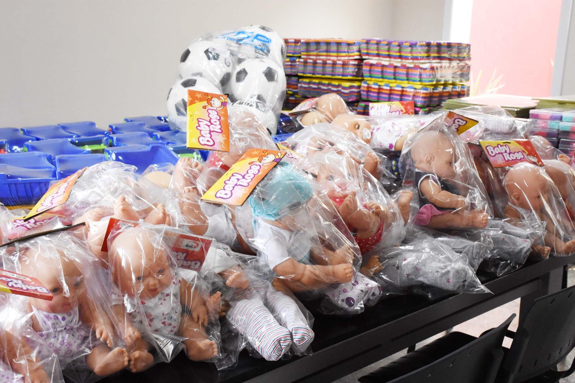 Se entregar n juguetes a jardines maternales peque o for Inscripcion jardin maternal 2016 gobierno de la ciudad