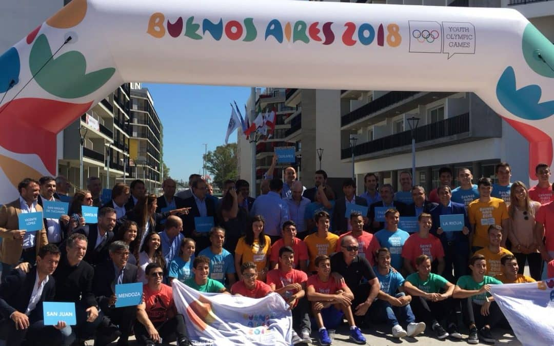 Trenque Lauquen será una de las escalas de la antorcha de los Juegos Olímpicos de la Juventud Buenos Aires 2018
