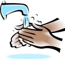 Verano: Se recomienda el lavado de manos