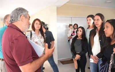 """FERNANDEZ: """"SE ABRE UNA OPORTUNIDAD MUY IMPORTANTE PARA PROFUNDIZAR EL CAMINO DE LA DOCENCIA Y LA INVESTIGACIÓN"""""""
