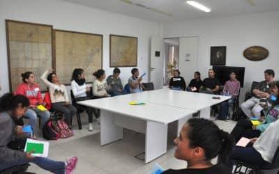 Se dicta la primera capacitación del Programa Jóvenes con más y mejor Trabajo