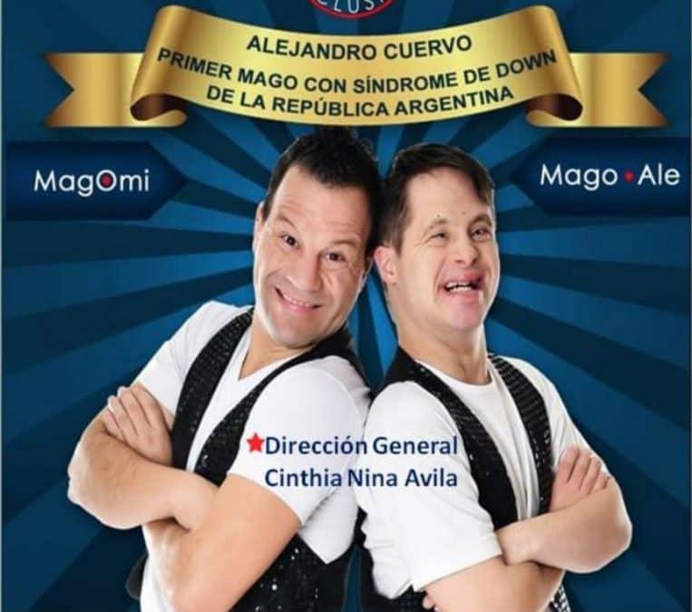SE PRESENTARÁ UN SHOW DE MAGIA INCLUSIVA EN EL CENTRO CÍVICO