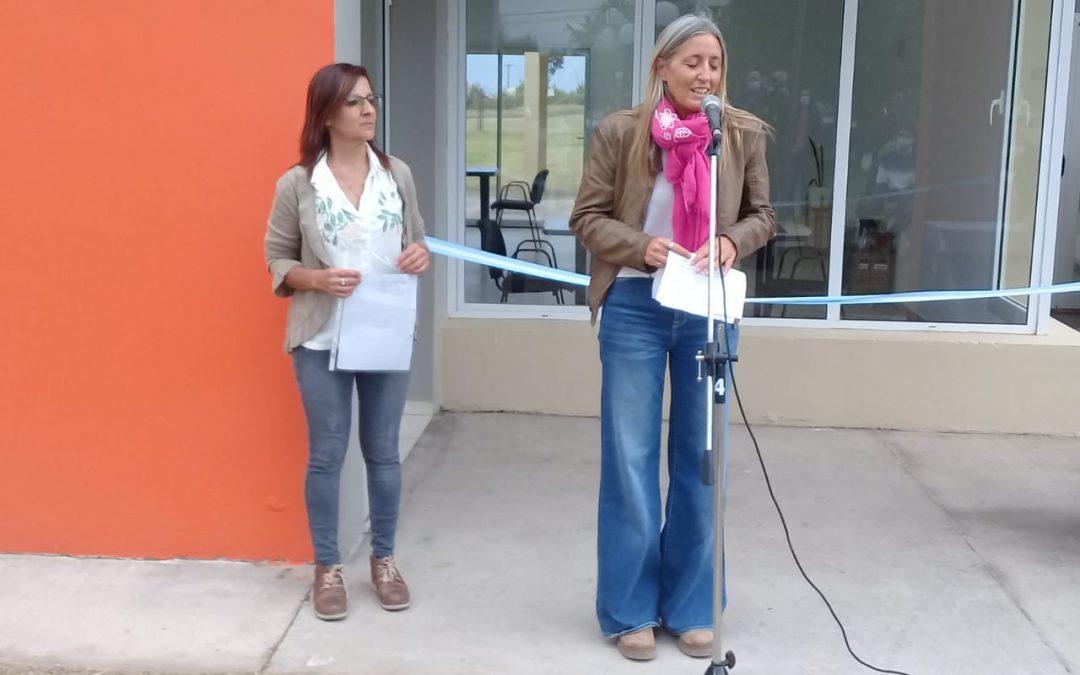 """CRISTINA MANCINI, DIRECTORA DE TERCERA EDAD: """"LOS OBJETIVOS DE ESTA GESTIÓN TIENEN QUE VER CON ADECUAR LOS TRES HOGARES MUNICIPALES Y EN ESE CAMINO ESTAMOS"""""""