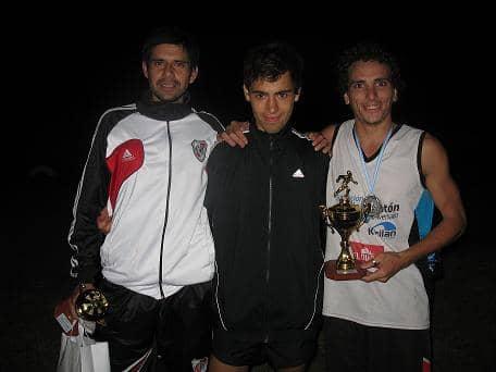 Se realizó la 1º Maratón Nocturna Cuero de Zorro