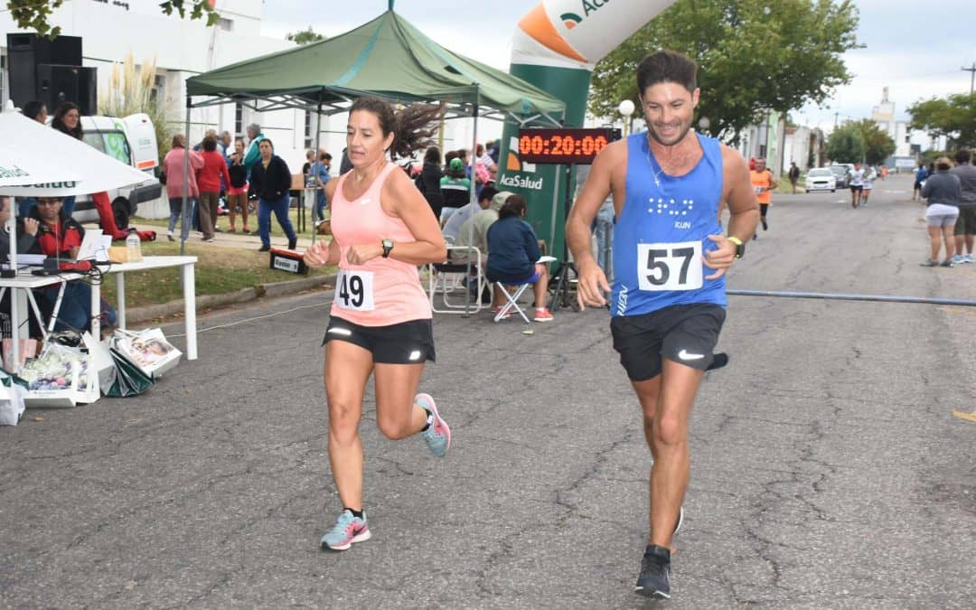 Se realizó una maratón por los 100 años de Ferro
