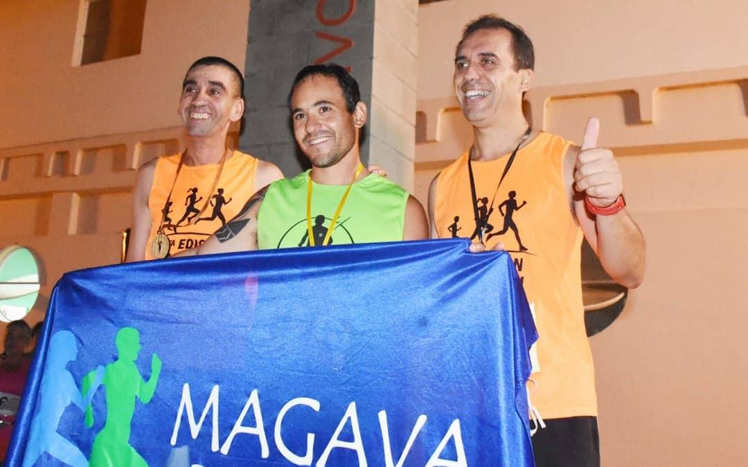 MATIAS VELAZQUEZ Y LAUTARO BARRAGAN, GANADORES DEL MARATON DE LAS LINTERNAS EN LAS PRUEBAS DE 6 Y EN 3 KMS.