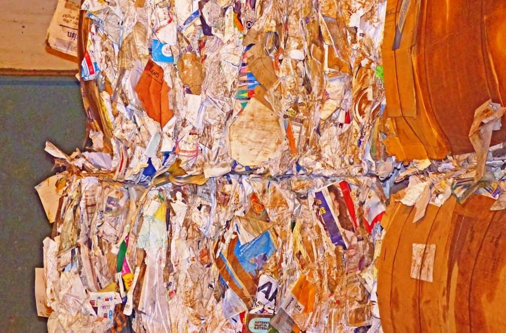PROLIM: Venta de material reciclable de Agosto
