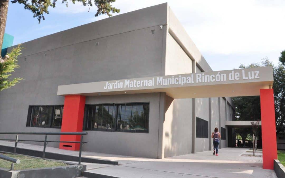 Jardines Maternales Municipales: reunión con padres de ingresantes