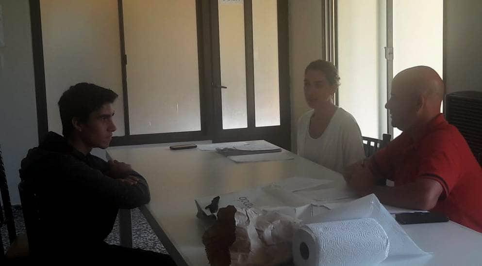 LA OFICINA DE EMPLEO REALIZÓ UNA INTERMEDIACIÓN LABORAL PARA DIEZ PUESTOS DE TRABAJO EN 30 DE AGOSTO