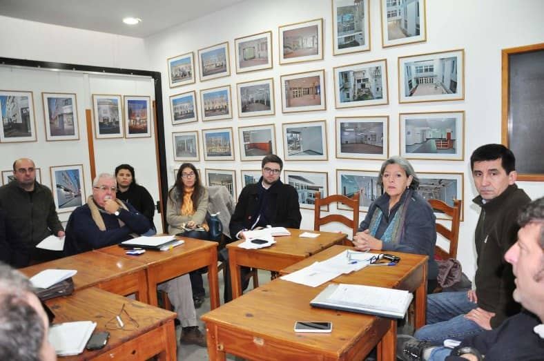 Se reunió la Mesa Consultiva de Agroquímicos