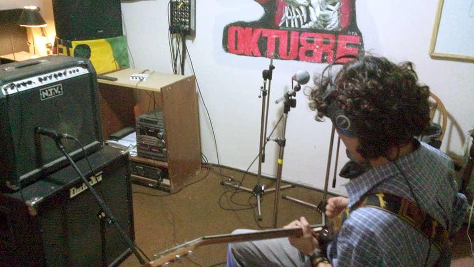 Incubadora de bandas: Mork grabó su demo y filmará un clip