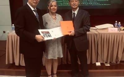 LA DIRECTORA DE AMBIENTE PARTICIPÓ EN CHINA DEL SEMINARIO DE PROMOCIÓN DE BIOGÁS PARA ARGENTINA