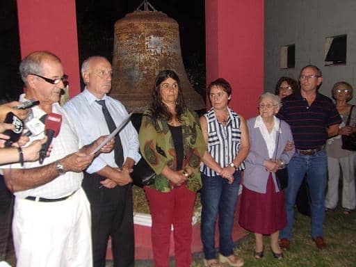 Se inauguró una muestra en el Museo Almafuerte
