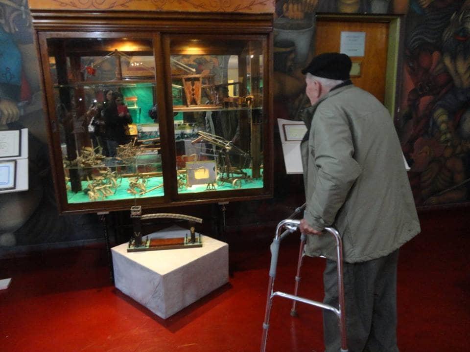 Muestras en los Museos Histórico y Almafuerte