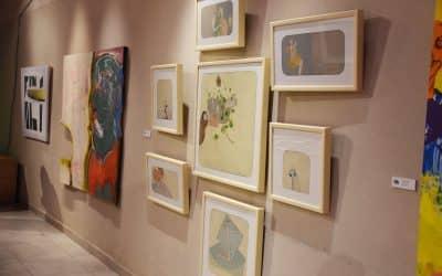 Está abierta la muestra Arte Joven en la Casa de la Historia y la Cultura
