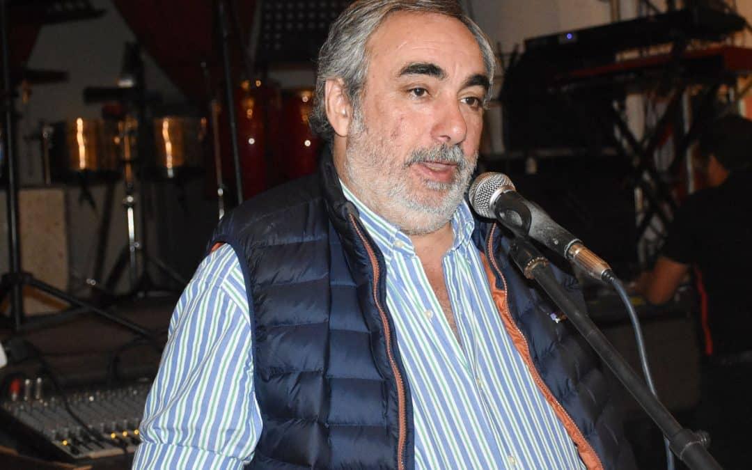 Fernández destacó el orgullo de la comunidad para con el empleado municipal
