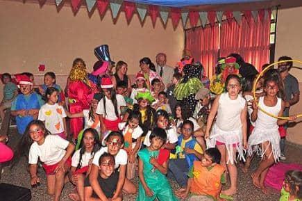 La Casa del Niño despidió el año con un espectáculo